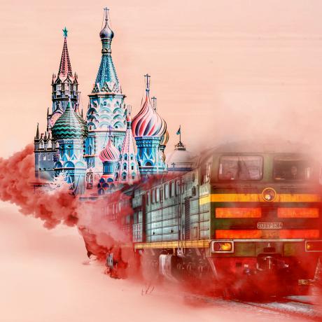 Tuntematon Venäjä