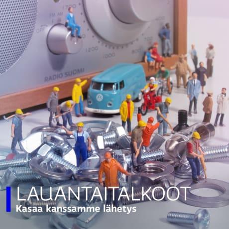 Radio Suomen Lauantaitalkoot