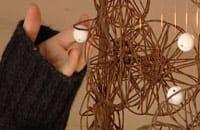 Dekorera med träkulor