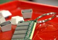 En RAM-kam blir en nyckelring