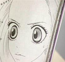 Typisk mangafigur