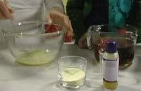 Ingredienser för örtschampo