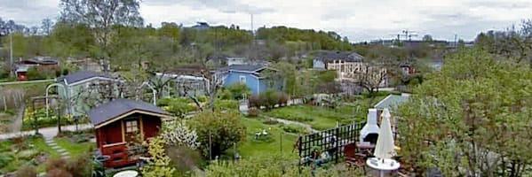 Vallgård koloniträdgård