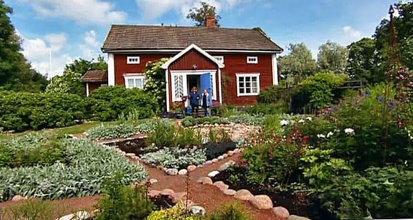 Titte Törnroth-Sarkkinens paradis i Lemland, Åland