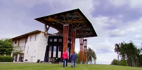 Måltidens hus i Grythyttan