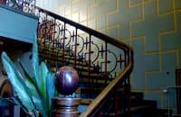 Art Deco-interiör