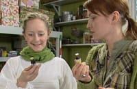 Mandel- och olivolja