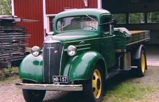 Chevrolet HS 157, 1937