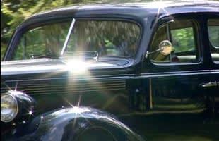 Pontiac de luxe 4 d sedan 1937