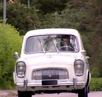 Ford Prefect 100E 4 d sedan 1957