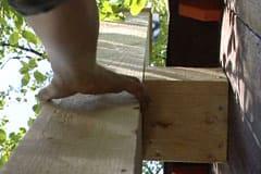 Installation av ventilationsröret