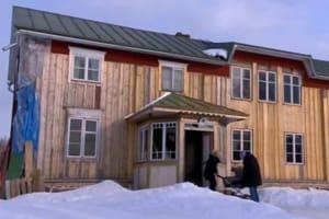 Eddies och Andreas hus