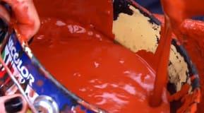 Rödmyllefärg