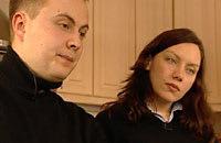 Patrik och Linda Pada