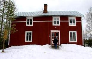 Huset utifrån