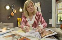 Inspiration från böcker om konsthantverk