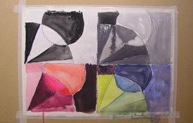 Susannas färgstudie