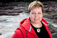 Elisabeth Morney är redaktör för serien