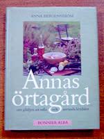 Annas örtagård av Anna Bergenström