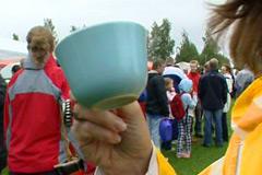 Wivans kopp på jakt efter fat