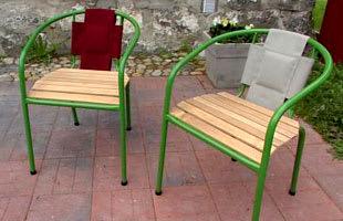 Renoverade stolar