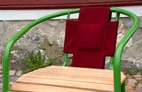 Den färdiga stolen