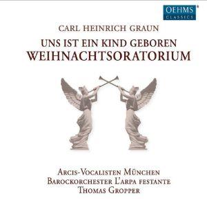 Carl Heinrich Graun / Jouluoratorio