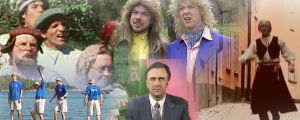 tv-humor-personligheter på bild.