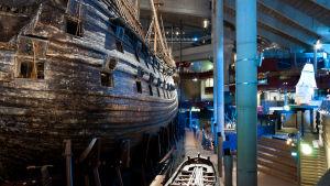 Wasa-laiva, Tukholma