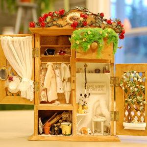 Skåp i miniatyr