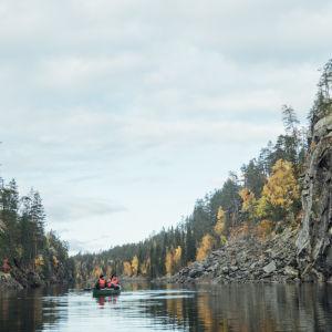 Kanootti Julma-Ölkyllä