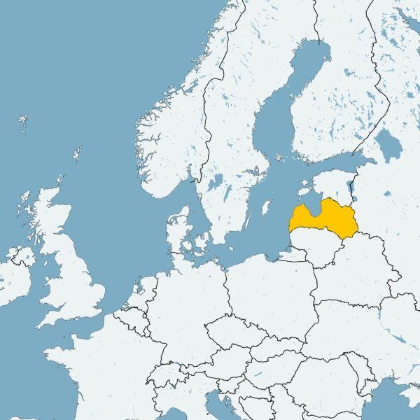 Kuinka Hyvin Tunnet Euroopan Kartan Testaa Osaamisesi