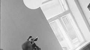 Jumalanpilkkaoikeudenkäynti Helsingin raastuvanoikeudessa 1965.