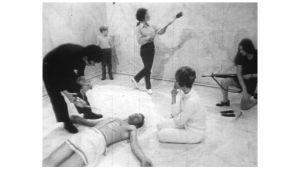 Saastepassio (1970) on kärsimysnäytelmä maapallon tuhoutumisesta.