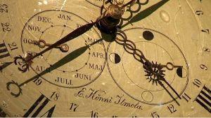 En klocka