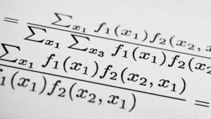 Matemaattisia yhtälöitä