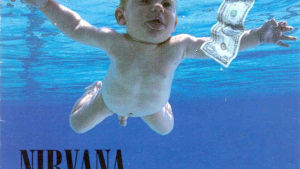 NIrvanas album Nevermind
