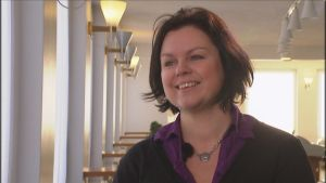 Ann-Luise Bertell är Wasa teaters nya chef