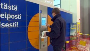 Smartpostautomat
