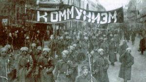 Bolshevikkien mielenosoitus