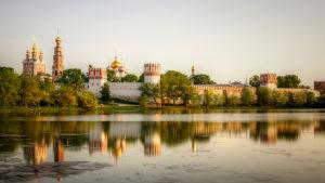 Volga Moskovan edustalla