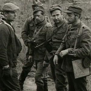 Mikko Niskanen ohjaa elokuvaa Sissit (1963).