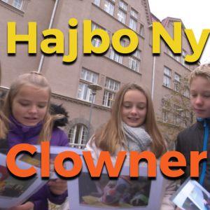 Hajbo Nytt undrar vad man ska göra om man råkar ut för en skrämmande clown.