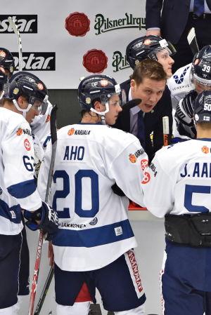 Ishockeylejonen i EHT-turneringen i Tjeckien