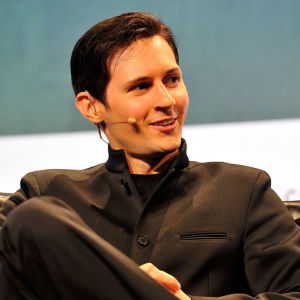Telegrams grundare Pavel Durov.