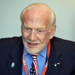 Buzz Aldrin.
