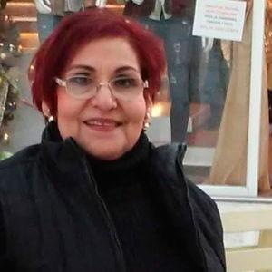 Miriam Rodríguez som mördades i sitt hem i San Fernando 10.5.2017