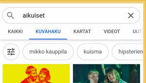 Googlen pikanäppäimet