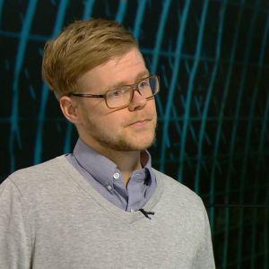 Porträtt på Veikka Lahtinen, Animalia.