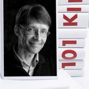 Kirjailija Markus Nummi